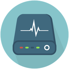 DiskHealth - SMART reporter for your SSD / HD drive