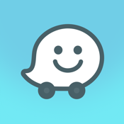 Waze - GPS, Maps & Social Traffic icon
