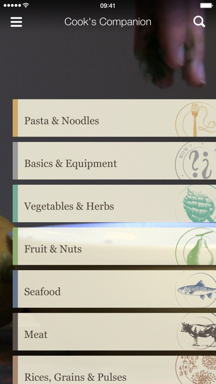 Complete Cook's Companion App screenshot-1
