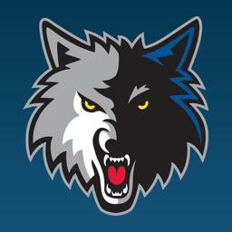 Timberwolves Stickers