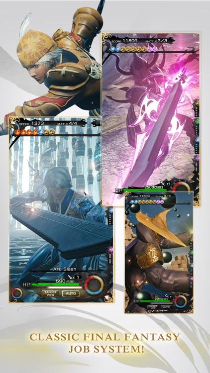MOBIUS FINAL FANTASY screenshot-3