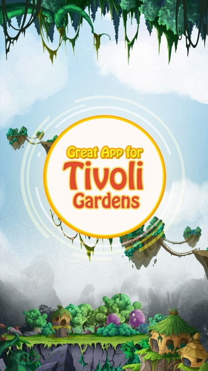 Great App for Tivoli Gardens