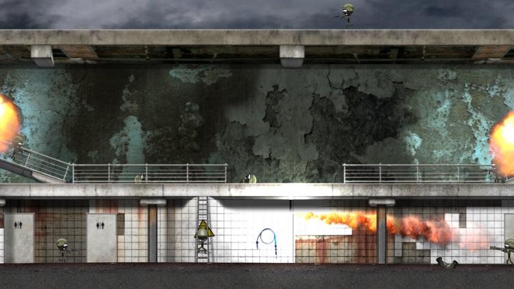 Stickman Battlefields screenshot-3