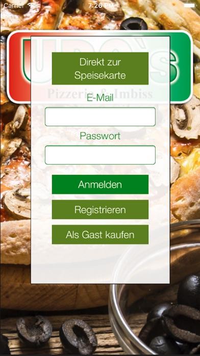 Udo's PizzeriaScreenshot von 1
