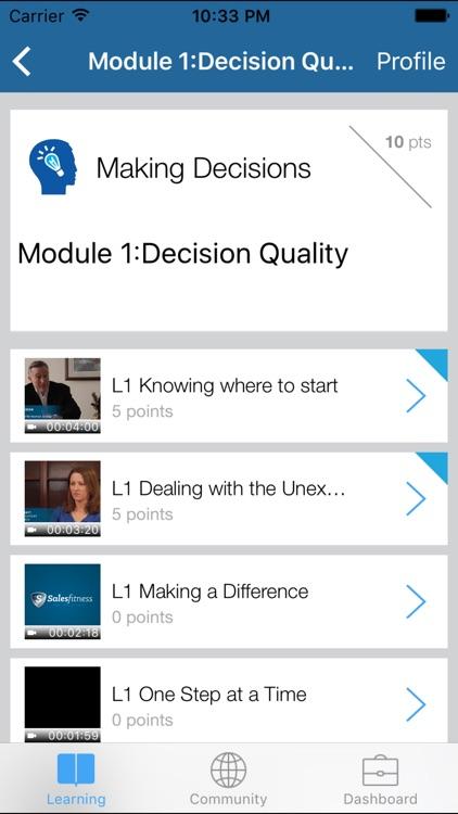 Leadership Ecademy screenshot-3