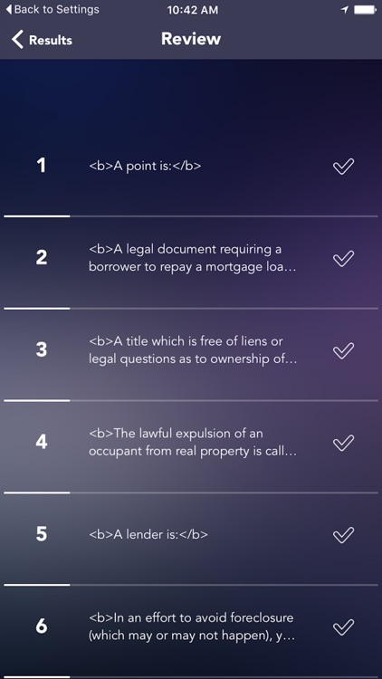 Real Estate Vocabulary Quiz(broker,agent,sales,buyer) screenshot-4