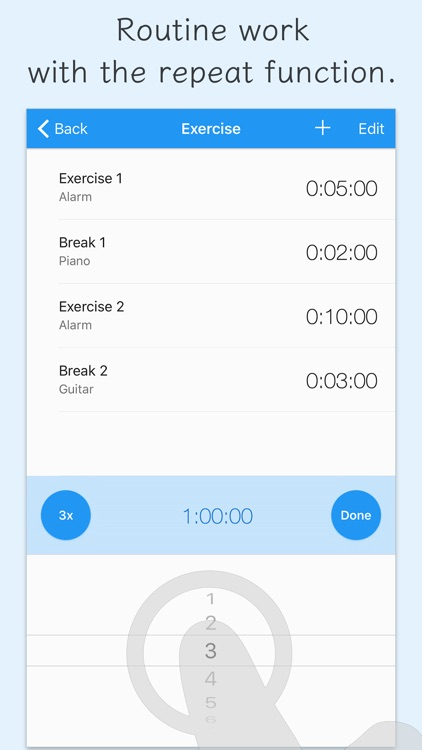 Clockwork - Timer App screenshot-2