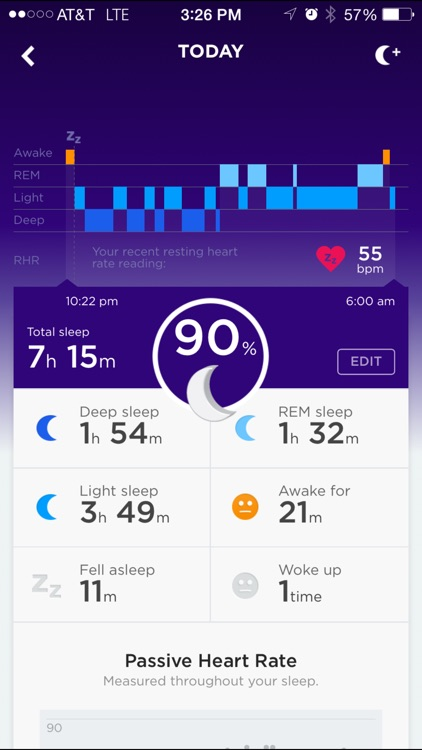 UP® – Smart Coach for Health screenshot-3