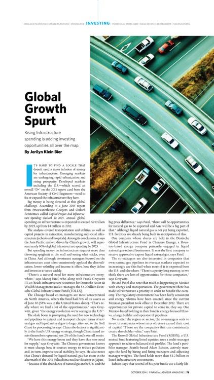 Financial Advisor Magazine screenshot-3