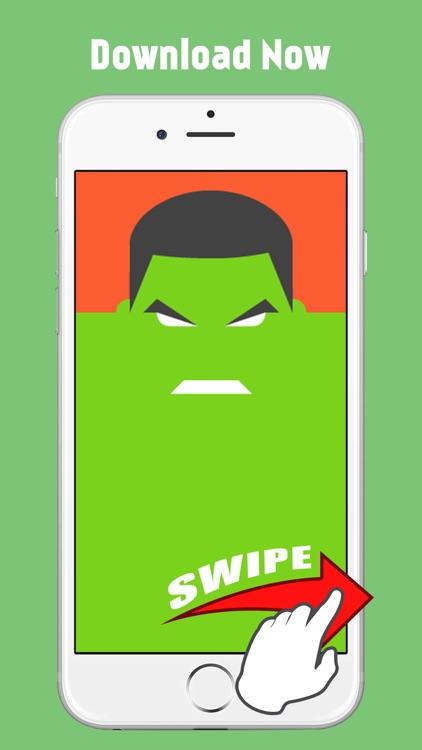 Superhero HD Wallpapers for Hulk screenshot-3
