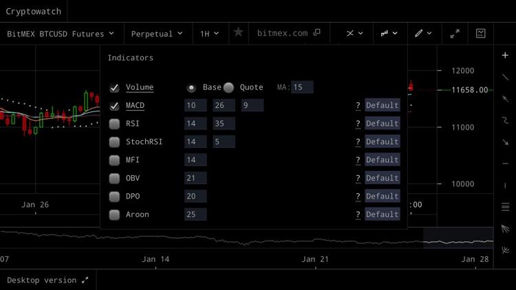 Cryptowat.ch screenshot-3