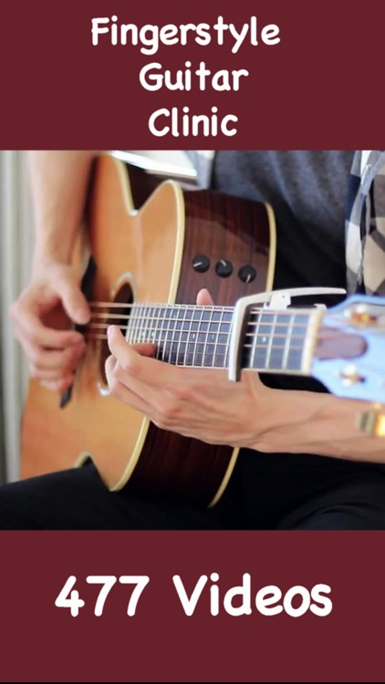 Fingerstyle Guitar Clinic screenshot-0