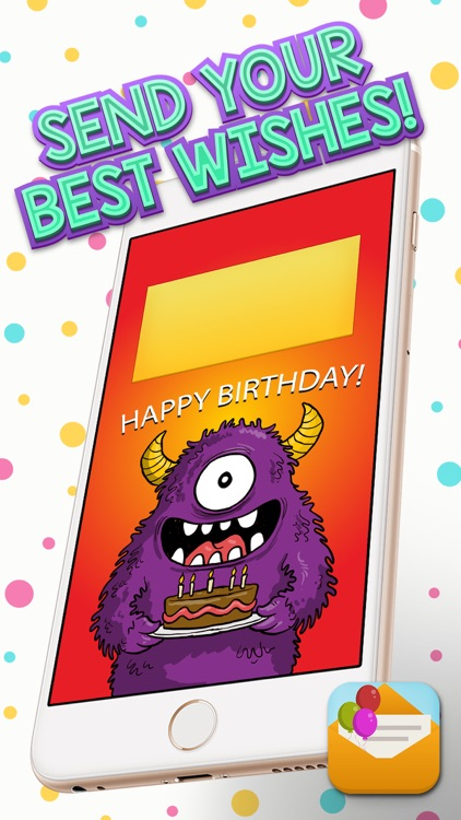 Happy Birthday To You E Cards