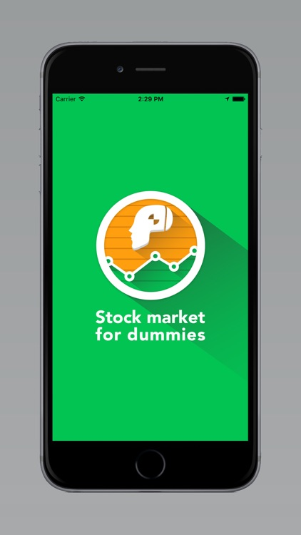 Stock Market For Dummies