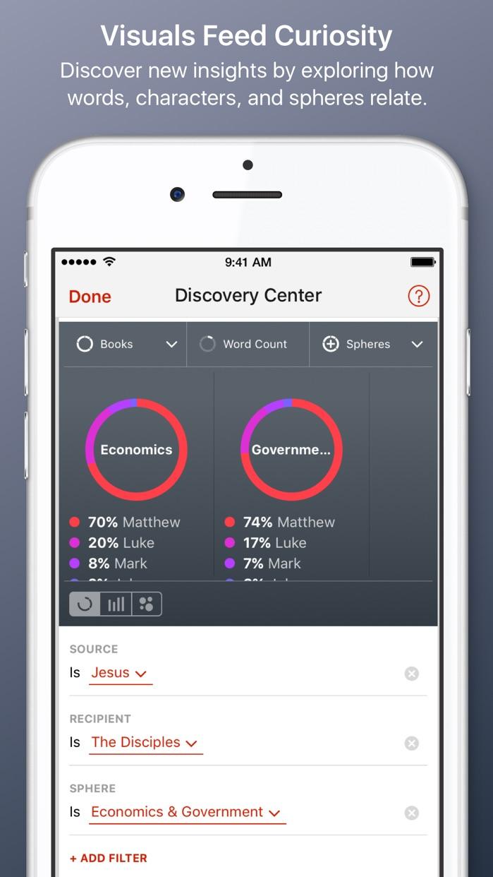 SourceView Bible Screenshot