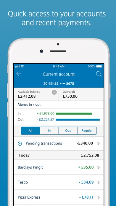 barclays mobile banking by barclays services limited ios united rh searchman com Barclays Mobile Banking Rich Braham Barclays Corporate Banking
