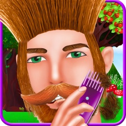 Jungle Celebrity Beard Shave Salon