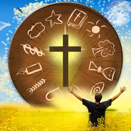 Bible Wheel - Random Quotes and Teachings of Wisdom icon