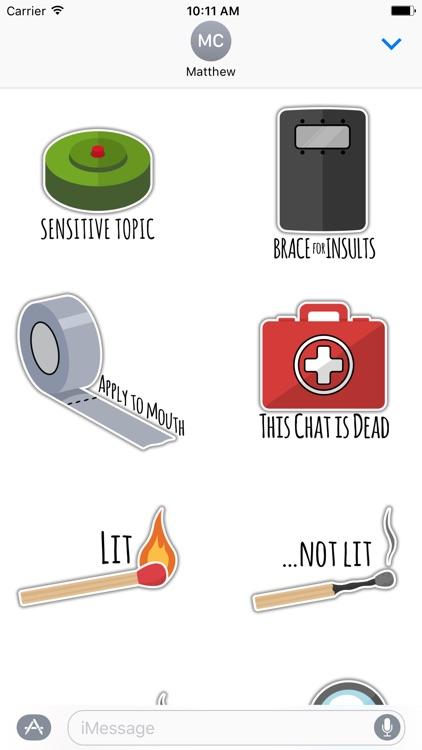 Chat Survival Kit