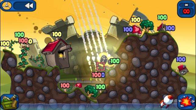 gioco worms armageddon gratis