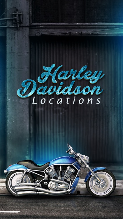 Best App for Harley Davidson Locations