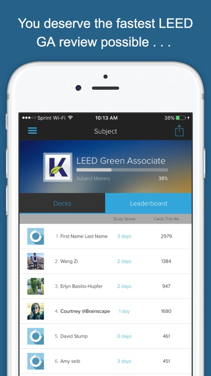 LEED Green Associate Test Prep screenshot-3
