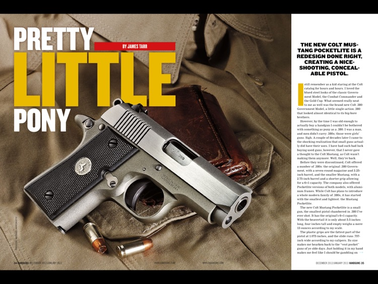 Handguns Magazine screenshot-3