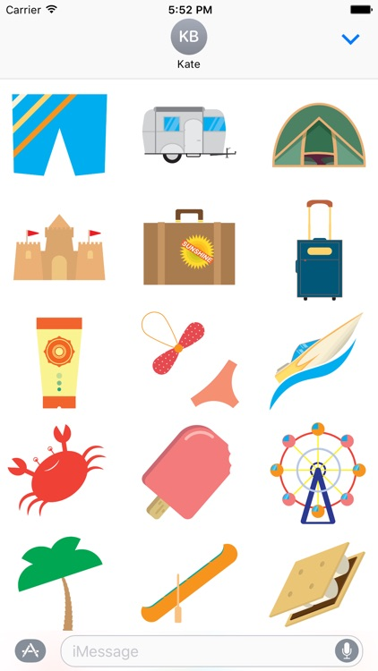Super Stickies: Summer