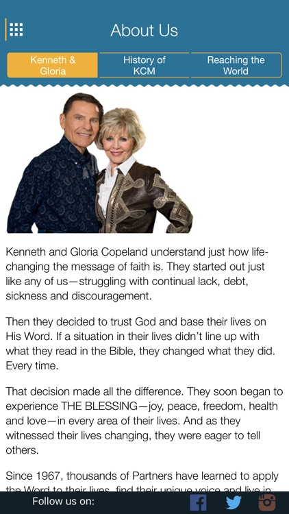 Kenneth Copeland Ministries screenshot-3