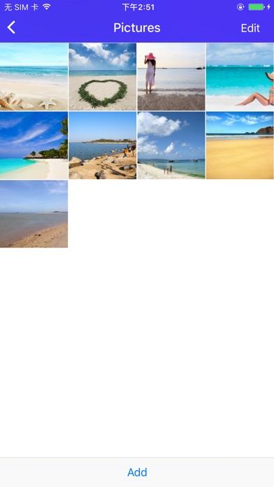 Storage-Photos locker Screenshot