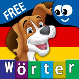 German First Words with Phonics Free: Kids Preschool Spelling & Learning Game