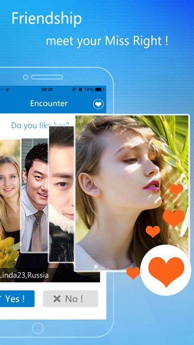 Dating app for friendship