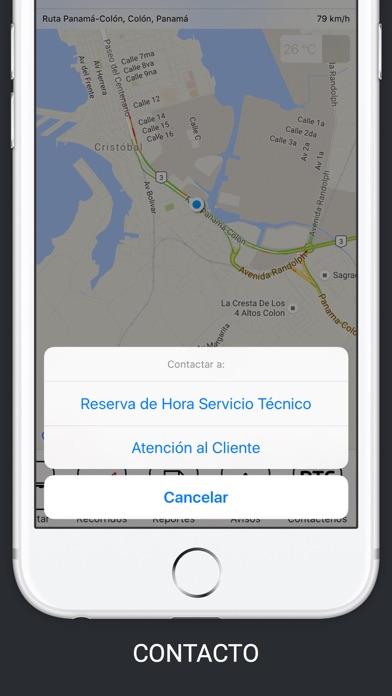 RTC GPSCaptura de pantalla de3
