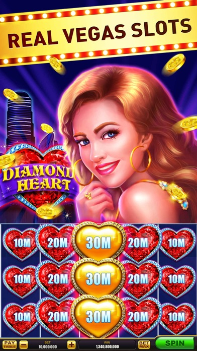 Slots Party: Casino Slot Games Screenshot on iOS