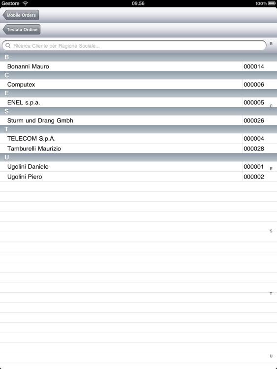 Mobile Orders screenshot-3