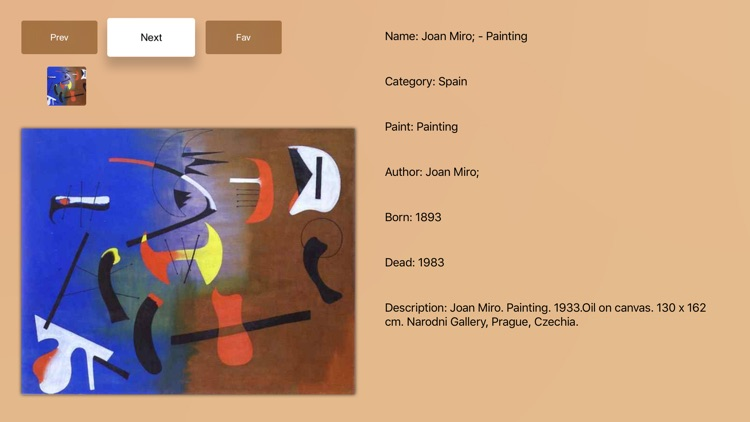 Spain Art Gallery