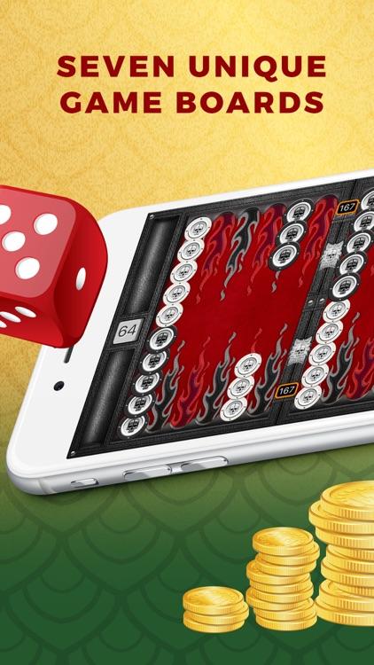 Backgammon Play Live Online
