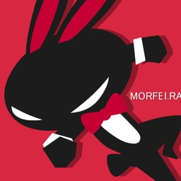 Morfei Rabbit-Cool Stickers