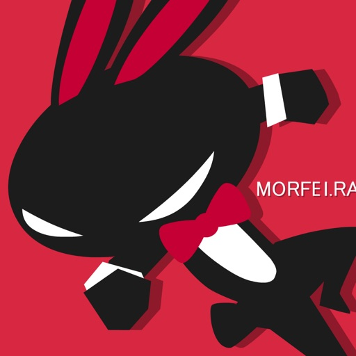 Morfei Rabbit-Cool Stickers