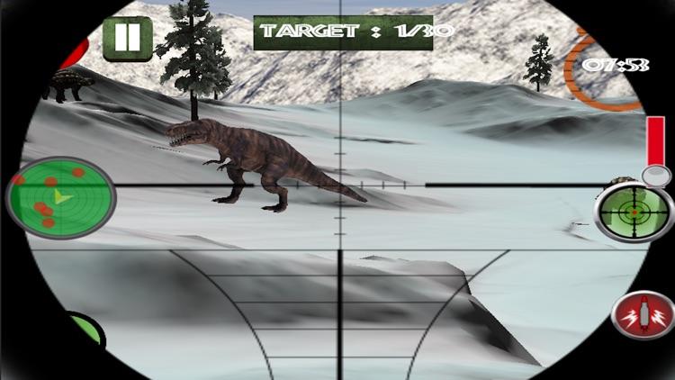 Safari Dino Hunting in Jurassic World 2016 screenshot-3