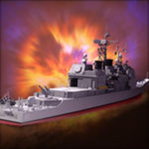 броненосец король 3D: бесплатно в морском сражении