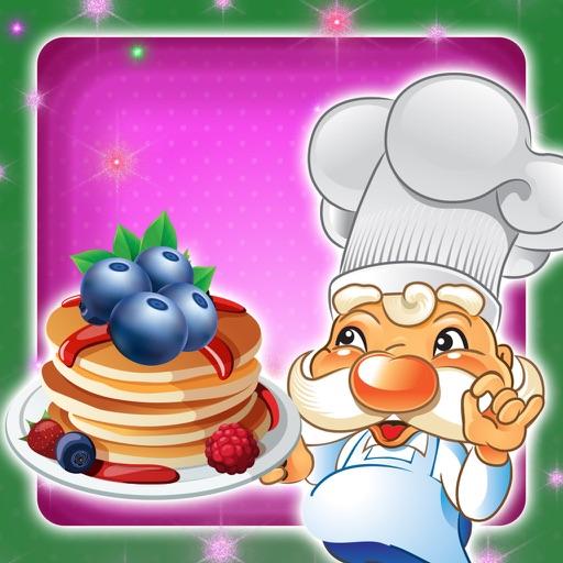 Pancake Cooking- food maker & bakery shop game iOS App