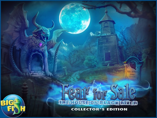 Fear for Sale: The House on Black River screenshot 5