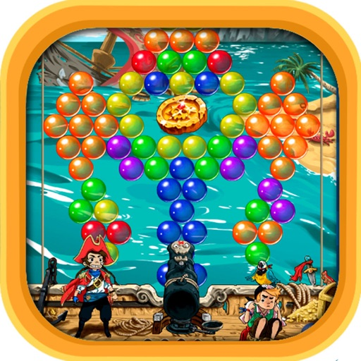 Bubble Shooter* iOS App