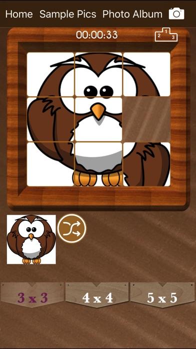Sliding Puzzle : Tile Game screenshot 1