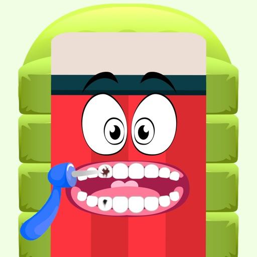 Pencil teeth Dentist
