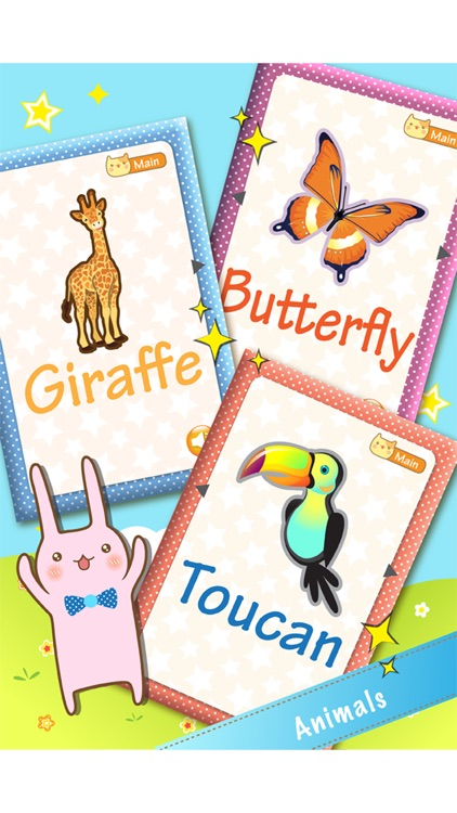 Baby Flash Cards ~ English by ELC Creation Co., Ltd.