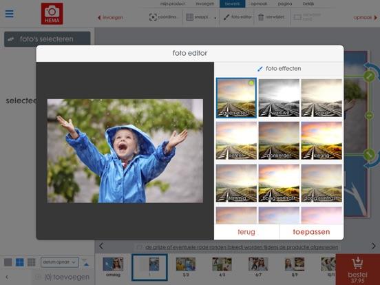 HEMA fotoservice - App voor iPhone, iPad en iPod touch ...