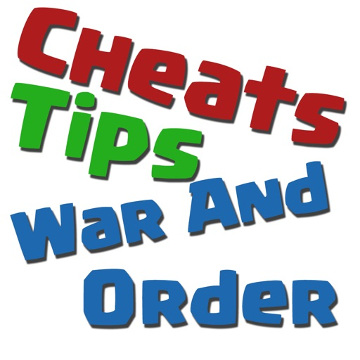 Cheats Tips For War and Order