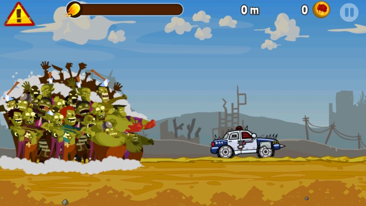 Zombie Road Trip screenshot-0
